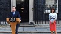 Thủ tướng David Cameron tuyên bố sẽ từ chức