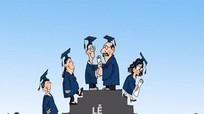 Học càng cao, nguy cơ thất nghiệp càng lớn?