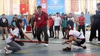 5.000 huấn luyện viên, vận động viên tham gia Hội khỏe Phù Đổng toàn quốc tại Nghệ An