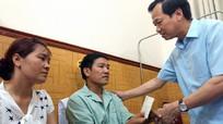 Thông tin về tình hình sức khỏe phi công Nguyễn Hữu Cường