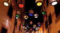 Bồ Đào Nha: Cải tiến máy giặt cũ thành đèn đường tuyệt đẹp
