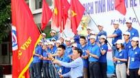 Đại học Vinh: Hơn 1.700 sinh viên tham gia chiến dịch hè tình nguyện