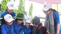 TP Vinh: Rộn ràng áo xanh đồng hành cùng sỹ tử mùa thi 2016