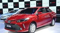Toyota Vios 2016 nâng cấp công nghệ