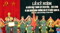 Xưởng 467 - Quân khu 4 đón nhận Huân chương Bảo vệ Tổ quốc hạng Ba