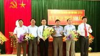 HĐND huyện Anh Sơn bầu các chức danh chủ chốt