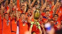 Chile sẽ thi đấu với nhà vô địch Euro 2016