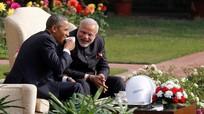 Ấn Độ bàn với Mỹ cách đối phó Trung Quốc?