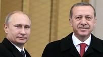 Nga dỡ bỏ cấm vận du lịch đối với Thổ Nhĩ Kỳ
