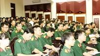 Cục Chính trị  Quân khu 4 quán triệt, triển khai thực hiện Nghị  quyết Đại hội XII của Đảng