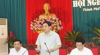 """Đồng chí Nguyễn Đắc Vinh: 'Tập trung tháo gỡ khó khăn, thực hiện tốt các nhiệm vụ đề ra"""""""