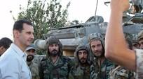 Các nước phương Tây lặng lẽ hợp tác với Syria