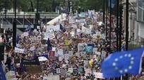 Hàng nghìn người tuần hành ở London phản đối Brexit