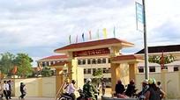 Các điểm thi tại Đô Lương và Nam Đàn không có thí sinh dự thi môn Lịch sử