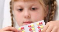 8 loại thuốc tránh sử dụng cho trẻ từ 2-4 tuổi