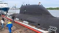 Tàu ngầm 'sấm sét' của Nga đe doạ Hải quân Mỹ