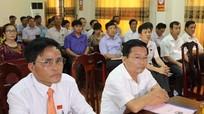 Ông Lê Minh Giang được bầu giữ chức Chủ tịch HĐND huyện Đô Lương