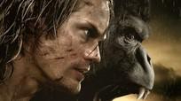 """""""Huyền thoại Tarzan"""" lọt top 2 phim ăn khách nhất cuối tuần qua"""