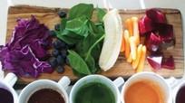 Cách tạo màu cho các món ăn bằng nguyên liệu tự nhiên
