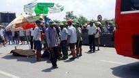 Hai anh em ruột quê Nghệ An bị tai nạn nghiêm trọng ở Bình Dương