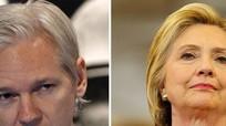 WikiLeaks công bố thêm hơn 1.200 email của bà Clinton
