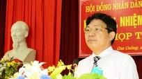 HĐND huyện Con Cuông bầu các chức danh chủ chốt