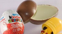 Sô cô la Kinder chứa chất gây ung thư