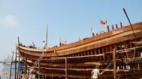 Ngư dân Diễn Châu liên kết đóng tàu lớn