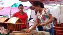 Đặc sản vùng cao Nghệ An có mặt tại Hội chợ hàng Việt Nam
