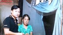 Hơn 30 triệu đồng hỗ trợ người mẹ góa nuôi con côi tật nguyền