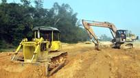 Sớm bố trí nguồn vốn đẩy nhanh tiến độ xây dựng đại lộ Vinh- Cửa Lò