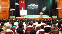 Thanh Chương quán triệt, triển khai thực hiện Nghị quyết Đại hội XII của Đảng