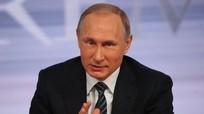 Nơi ghi dấu Tổng thống Nga Putin thời trai trẻ