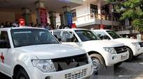 Bộ Y tế cấm ép người bệnh sử dụng xe cứu thương bệnh viện