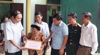 Hỗ trợ làm nhà cho thân nhân liệt sỹ tại 2 huyện Yên Thành, Diễn Châu