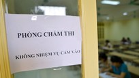 Có phải giáo viên chê thù lao chấm thi ở ĐH Vinh thấp?