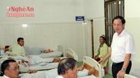 Nghệ An: Không kéo dài thời hạn dự án Bệnh viện Đa khoa Tây Bắc