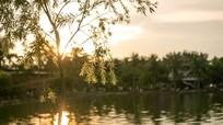 Hồ Goong: Nét bình yên giữa đời thường