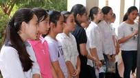 Thành phố Vinh 'trắng' thủ khoa học sinh vào lớp 10