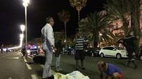 Pháp: Hơn 100 người thương vong trong vụ tấn công ở Nice
