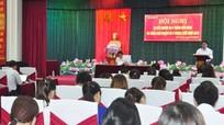 Báo Nghệ An triển khai công tác xây dựng Đảng 6 tháng cuối năm 2016