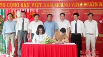 Chuyển sinh hoạt Đảng bộ Khoáng sản - Xây dựng Dầu khí về Đảng ủy khối doanh nghiệp tỉnh