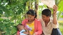 Vai trò của các ông chồng trong nuôi con bằng sữa mẹ