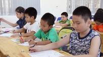 Trường phổ thông Phượng Hoàng: Rộn ràng Giao lưu Mỹ thuật hè 2016