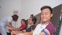 Gần 200 đơn vị máu được huy động trong chương trình 'Mùa hè đỏ'