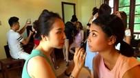 Người đẹp phố biển Cửa Lò trước chung kết Hoa hậu Việt Nam phía Bắc