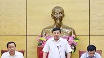 Chủ tịch UBND tỉnh: Nghệ An sẽ quyết liệt thu hồi dự án chậm tiến độ