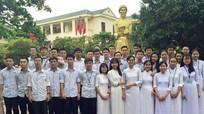 Nghệ An: Một lớp có 9 thí sinh đạt điểm xét tuyển đại học từ 27 điểm trở lên