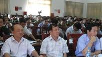 Hội CCB tỉnh sơ kết 3 năm xây dựng chi hội điểm vùng giáo