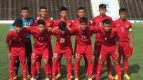 U16 Việt Nam gặp chủ nhà ở bán kết giải Đông Nam Á
